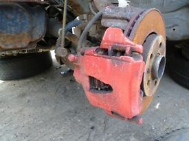 VW POLO, SEAT, ETC FRONT PASS SIDE BRAKE CALIPER