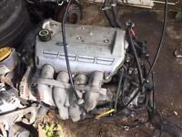Ford Fiesta zetec s ,puma conversion,engine,loom,ecu etc,£300