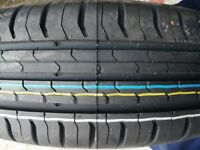brand r14 w wheel and tyre continental 165 70 r14