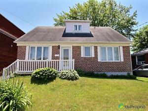 259 000$ - Maison à un étage et demi à vendre