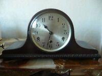 Napoleon Hat Chiming Clock
