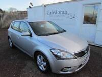 2010 KIA CEED 2 ECODYNIMICS 1.6 CRD £20 ROAD TAX