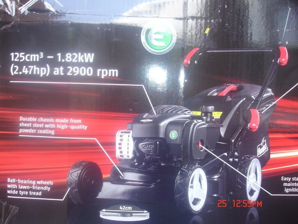 Petrol Lawnmower With Briggs And Stratton 450e Engine BRAND NEW | in  Sandwell, West Midlands | Gumtree