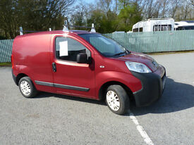 Peugeot Bipper Van Low Mileage
