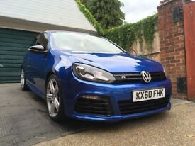 Volkswagon Golf R 3dr Blue 2.0 2010