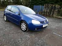 vw golf gt tdi for sale