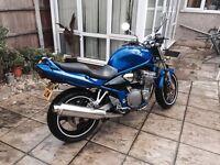 Suzuki GSF600 bandit good condition
