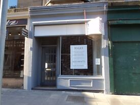 Shared work space, music practice studio, pop-up shop space, hot desk or meeting room to let.