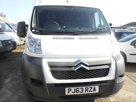CITROEN Relay Enterprise Van 2.2 Diesel HDi, 3 Seats, 46,000 Miles, 1 Former Keeper
