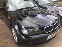 BMW 3 SERIES 320 D 4 DOORS SALOON MANUAL