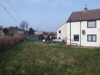 To let excellent furnished 2 bedroom house with garage workshop parking and land in Bucksburn