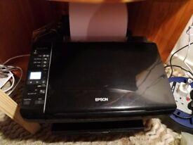 Epson stylus printer scanner fax machine
