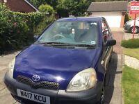 Toyota Yaris VVTI For Sale, Good Condition