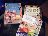 scrapbooking books