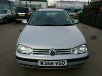 VW Golf Estate with MOT For Sale
