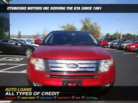 2010 Ford Edge SEL/ LEATHER/ PANAROMIC ROOF.