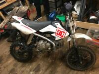 Stomp / demon 155 pitbike