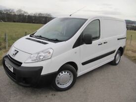 Peugeot Expert 2.0 HDi SWB Van. TOWBAR ~ FULLY PLY LINED ~ YEARS MOT ~ ONLY £2995 NO VAT.