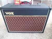 VOX AC15VR COMBO AMPLIFIER