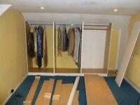 Wardrobe Run of 3 metres