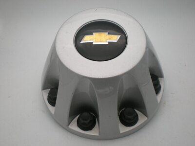 11 - 18 Chevrolet Silverado 3500 Dually Rear Painted OEM Center Cap P/N 9597805