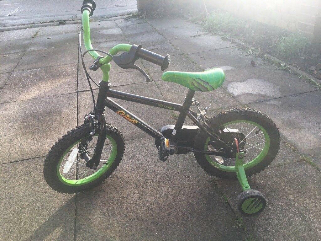 "Apollo Claw 14"" Kids Bike"