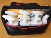 Autoglym Lifeshine Complete Car Cleaning Kit & Audi Bag. Brand New