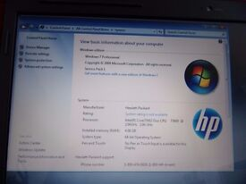 "HP G70 17"" LAPTOP"