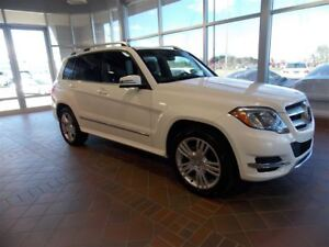 2014 Mercedes-Benz GLK-Class GLK250BT 4MATIC, attache remorque