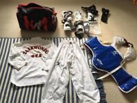 Taekwondo kit for kids