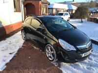 Vauxhall Corsa d 1.3cdti 2011