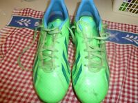 Football Boots Adidas Adizero F50 Size 7 Soft Ground