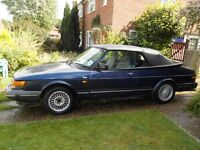 saab 900 turbo convertible 1992 manual. LE MANS blue