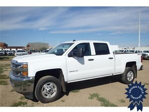 2015 Chevrolet Silverado 2500HD LT w/ Heated Mirrors, 16,734 KMs