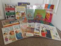 Assorted Educational and Informative Books Job Lot