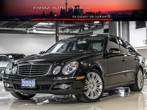 2009 Mercedes-Benz E300 4MATIC NAVI PARKING SENSORS HARMAN KARDO