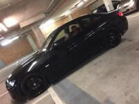 """2007 bmw 325 coupe autovogue kitted quad exhaust 20"""" wheels lowered bi xenons red leather wowwwww"""