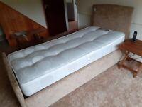 Retford Electric 3' 00'' Single Bed with Cedar Mattress