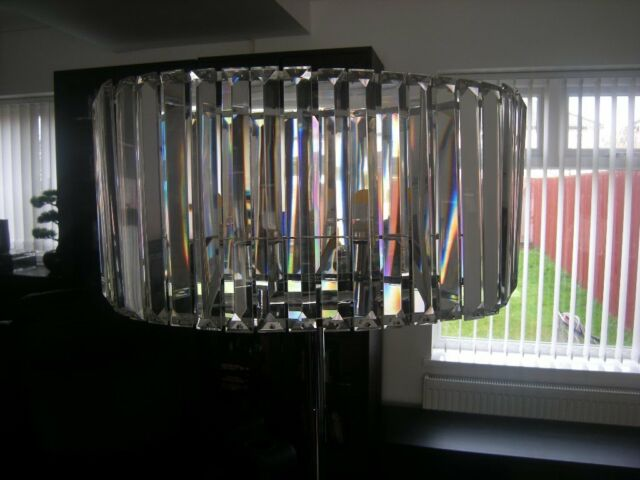 851d46bdc JOHN LEWIS FRIEDA CRYSTAL Floor Lamp. | in Whitchurch, Cardiff ...
