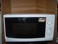 microwave oven 1.7 litre 600W swiss design