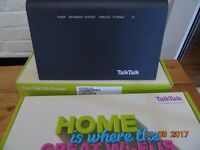 Two TalkTalk Super routers