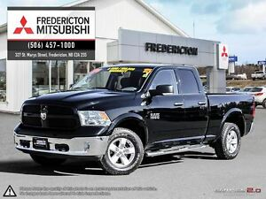 2015 Ram 1500 OUTDOORSMAN! 8-SPEED! HEATED SEATS!