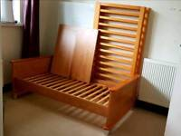 Mamas and Papas Childs Cot and Bed
