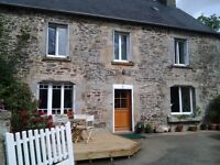 Charming 3 bed house in Central Brittany, France