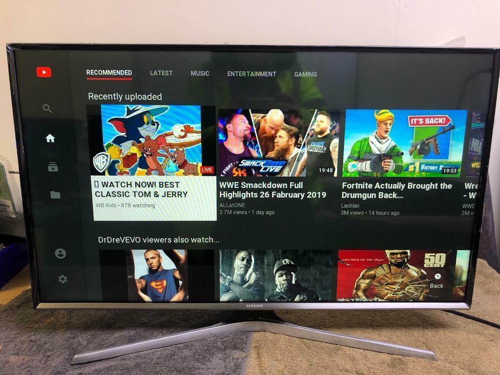 samsung 32 smart led hd 1080p tv - yode fortnite live