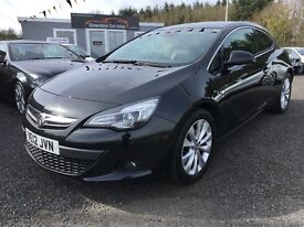 2012 Vauxhall Astra 1.7 CDTI, SRI, 12 MONTHS WARRANTY, Finance Available