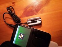 RARE reduced - Creative Labs - Zen Vision:M - 30GB - IPOD like mp4+mp3 player with Case and Remote
