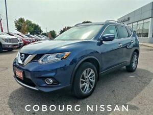 2015 Nissan Rogue SL AWD Leather Navigation  FREE Delivery