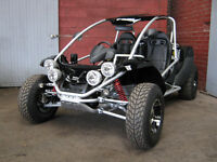 PGO Bug Racer BR500i ( ONLY 200 MILES ) - Fully Road Legal Buggy and Registered