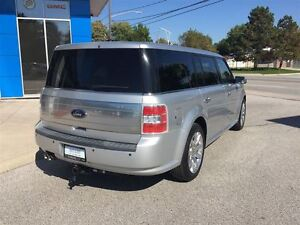 2010 Ford Flex Limited Leather Sunroof Chrome Wheels Windsor Region Ontario image 8